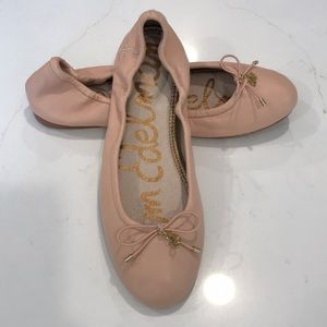 Sam Edelman ballet flats size 7 1/2